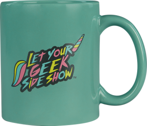 Unicorn - Let Your Geek Sideshow Mug