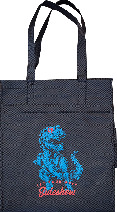 Sideshow Collectibles Dino Let your Geek Sideshow Tote Apparel