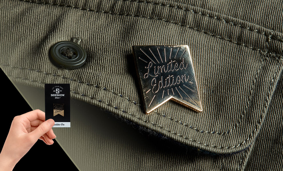 Gallery Feature Image of Sideshow Limited Edition Collectible Pin - Click to open image gallery