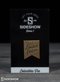 Gallery Image of Sideshow Limited Edition Collectible Pin