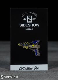 Gallery Image of Sideshow Raygun Collectible Pin