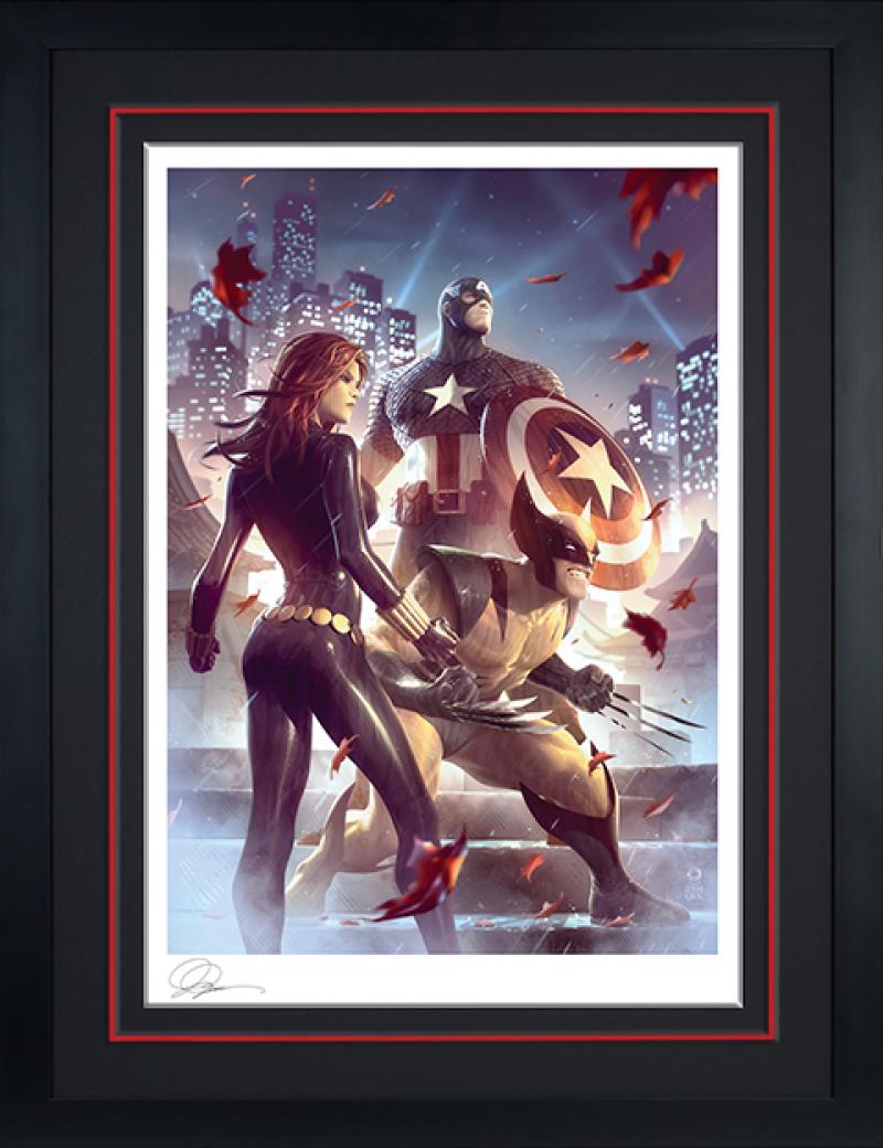 Uncanny X-Men Art Print -
