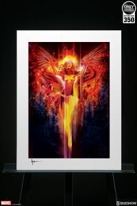 Gallery Image of Dark Phoenix Art Print