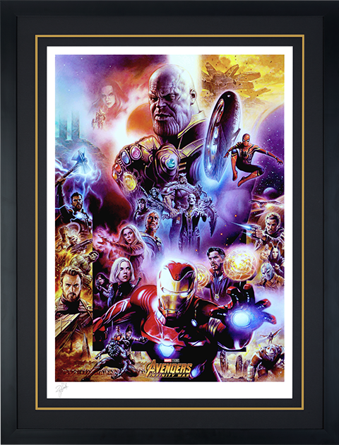 Sideshow Collectibles Avengers: Infinity War Art Print