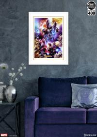 Gallery Image of Avengers: Infinity War Art Print