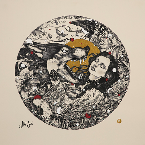 Sideshow Collectibles Admissionem Art Print