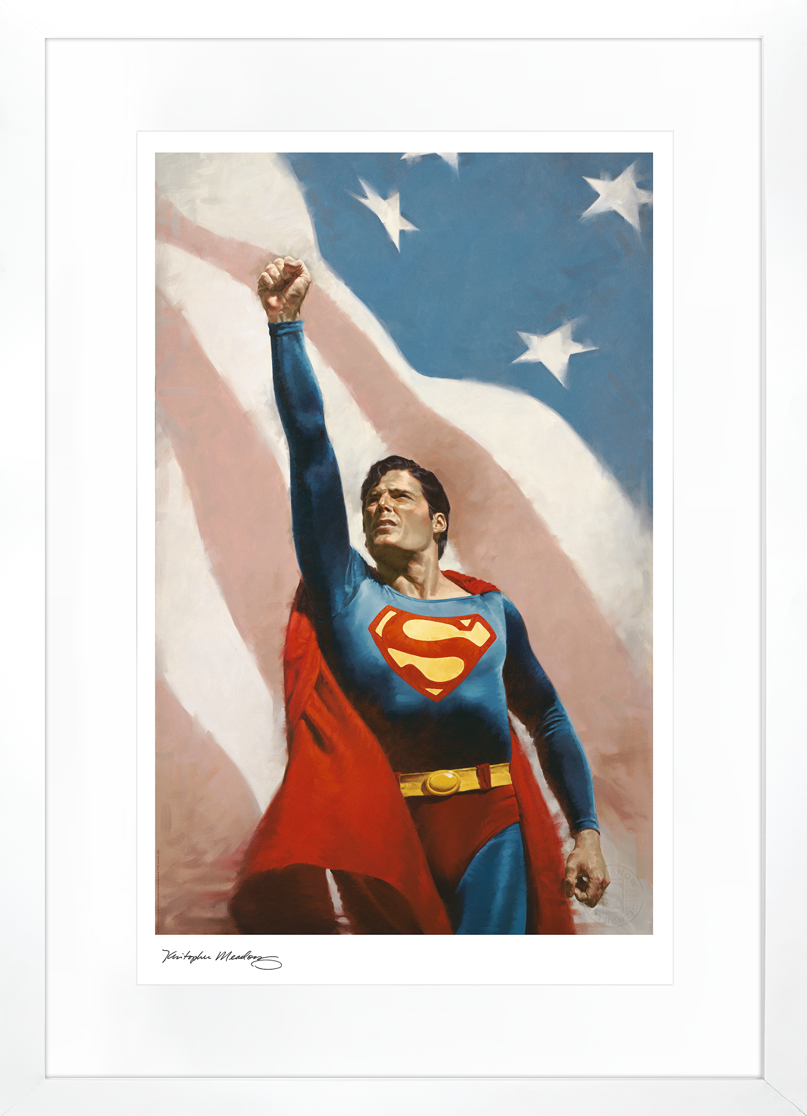 Sideshow Collectibles Someone To Believe In Art Print