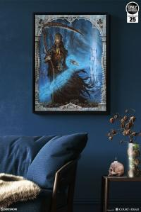 Gallery Image of Death Welcomes You Art Print