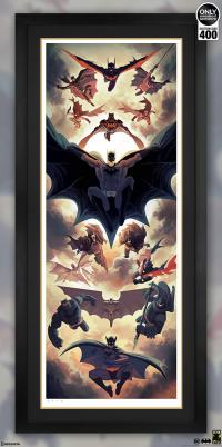 Gallery Image of Batman Legacy Art Print