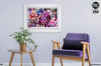 Gallery Image of Tokyo Harley Quinn Art Print
