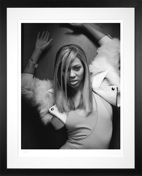 Sideshow Collectibles Beyoncé Art Print