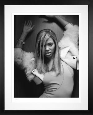 Beyoncé Art Print