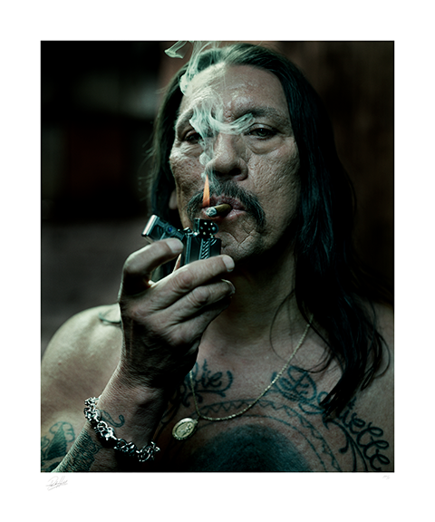 Sideshow Collectibles Danny Trejo Art Print