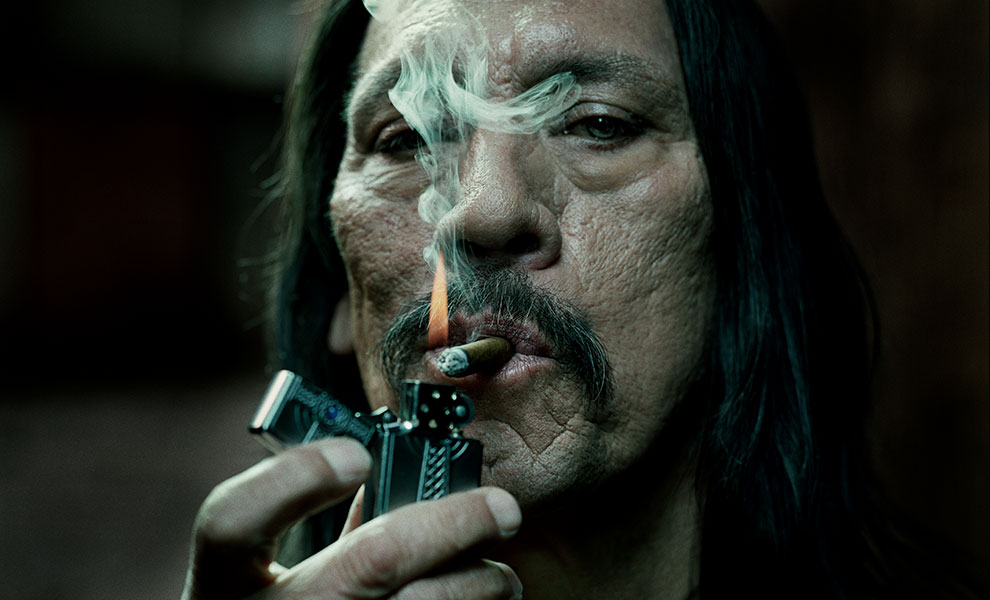 Gallery Feature Image of Danny Trejo Art Print - Click to open image gallery