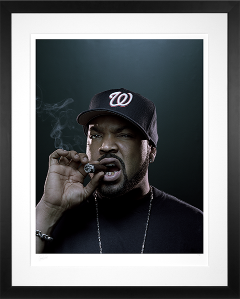 Sideshow Collectibles Ice Cube Art Print