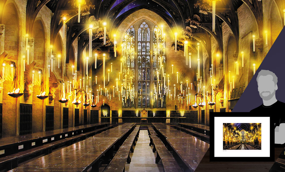 Gallery Feature Image of The Great Hall Art Print - Click to open image gallery