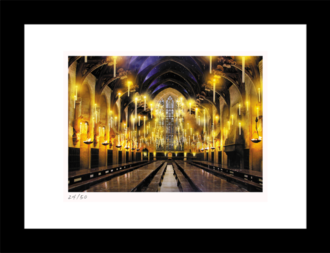 Classic Stills The Great Hall Art Print