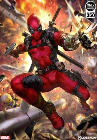 Gallery Image of Deadpool: Heat-Seeker Art Print