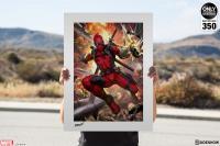 Gallery Image of Deadpool: Heat-Seeker Art Print