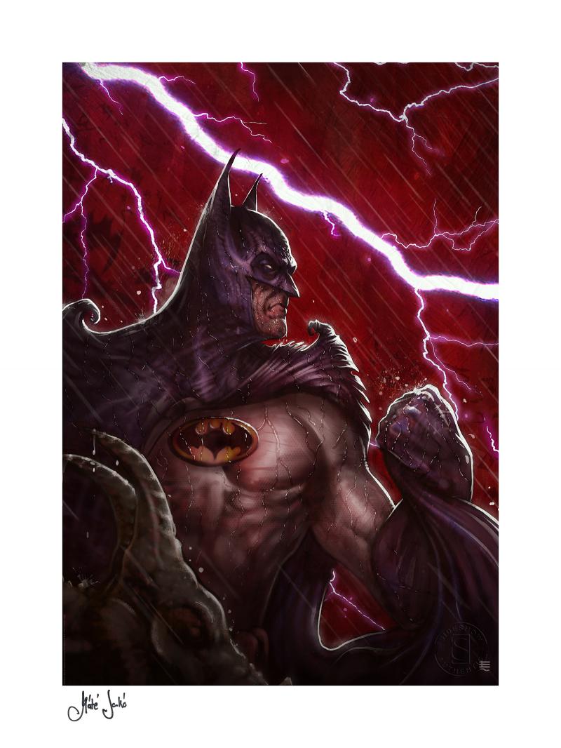 Batman: World's Greatest Detective Art Print -