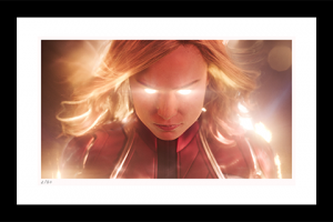 I Have This Power Art Print