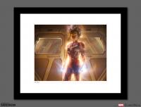 Gallery Image of Using Her Power Art Print