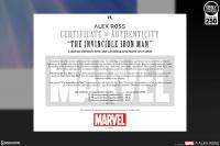 Gallery Image of The Invincible Iron Man Art Print