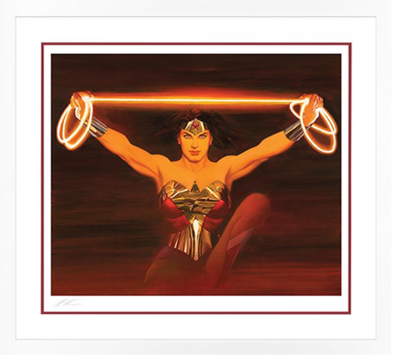 Fierce Art Print -