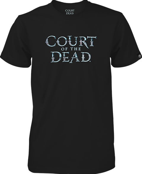 Sideshow Collectibles Court of the Dead Eternal T-Shirt Apparel
