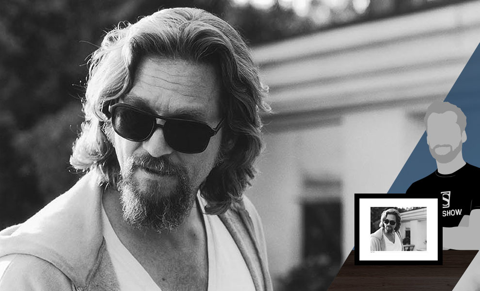 Gallery Feature Image of The Dude Art Print - Click to open image gallery