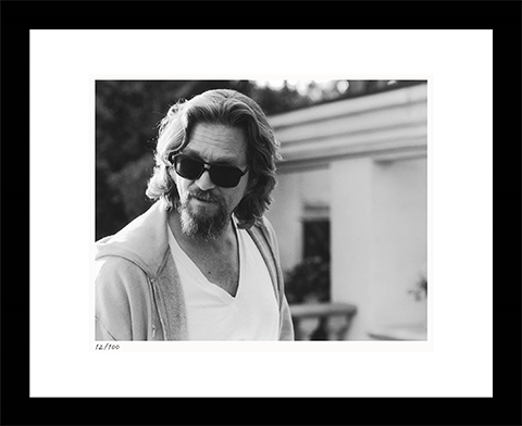 Classic Stills The Dude Art Print