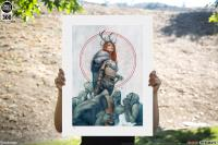 Gallery Image of Red Sonja: Queen of Hyrkania Art Print