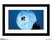 Gallery Image of Flying Across the Moon Art Print