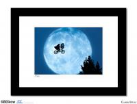 Gallery Image of Flying Across the Moon Art Print