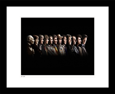 Classic Stills 50th Anniversary Art Print