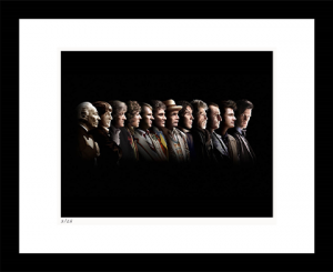 50th Anniversary Art Print