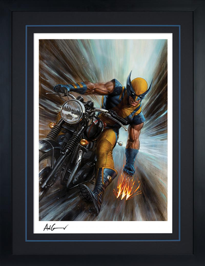 Return of Wolverine Art Print -
