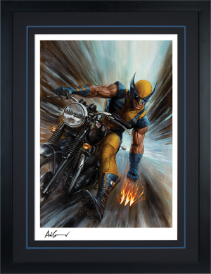 Return of Wolverine Art Print