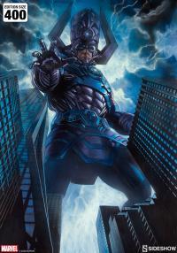 Gallery Image of Galactus Art Print