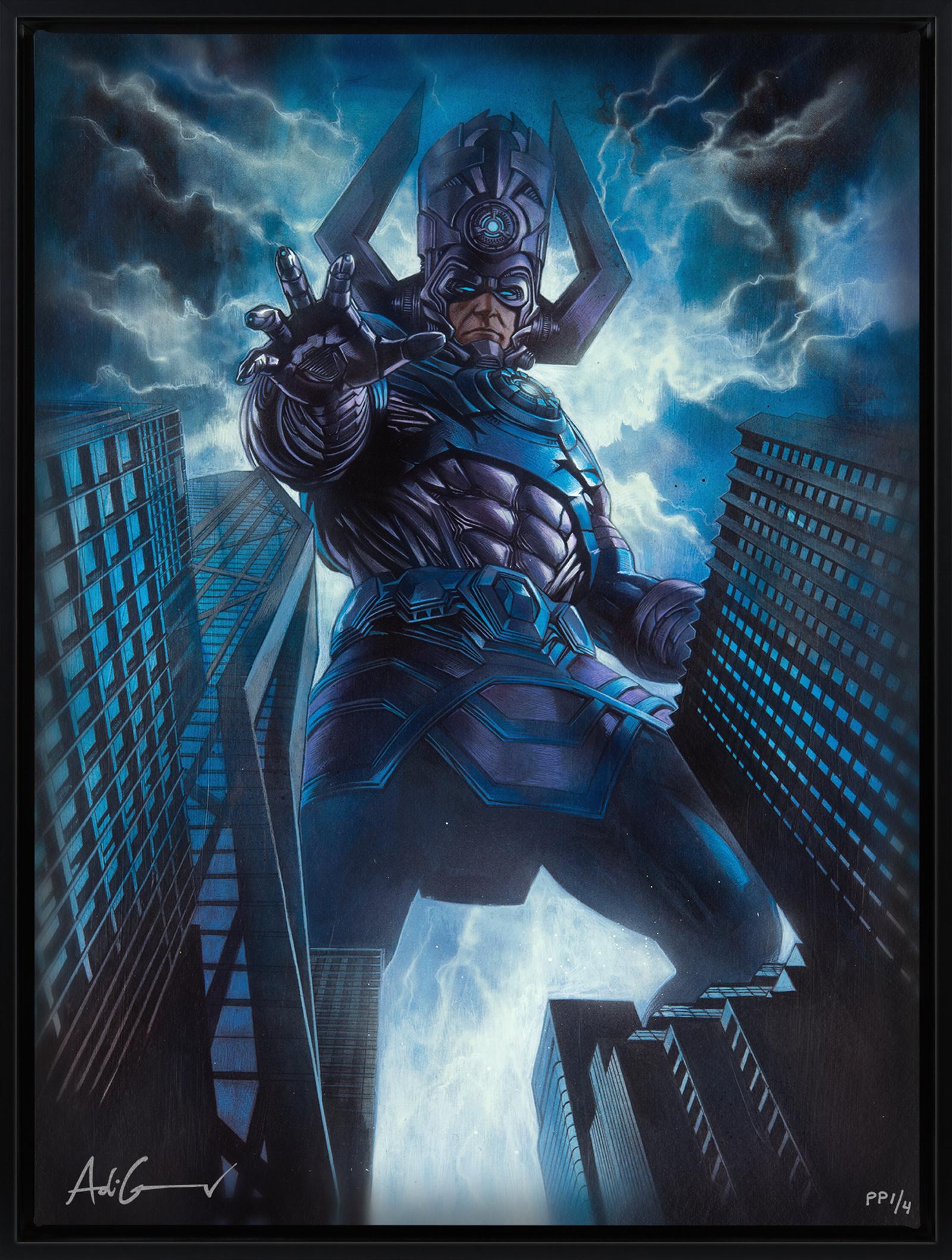 Sideshow Collectibles Galactus Art Print
