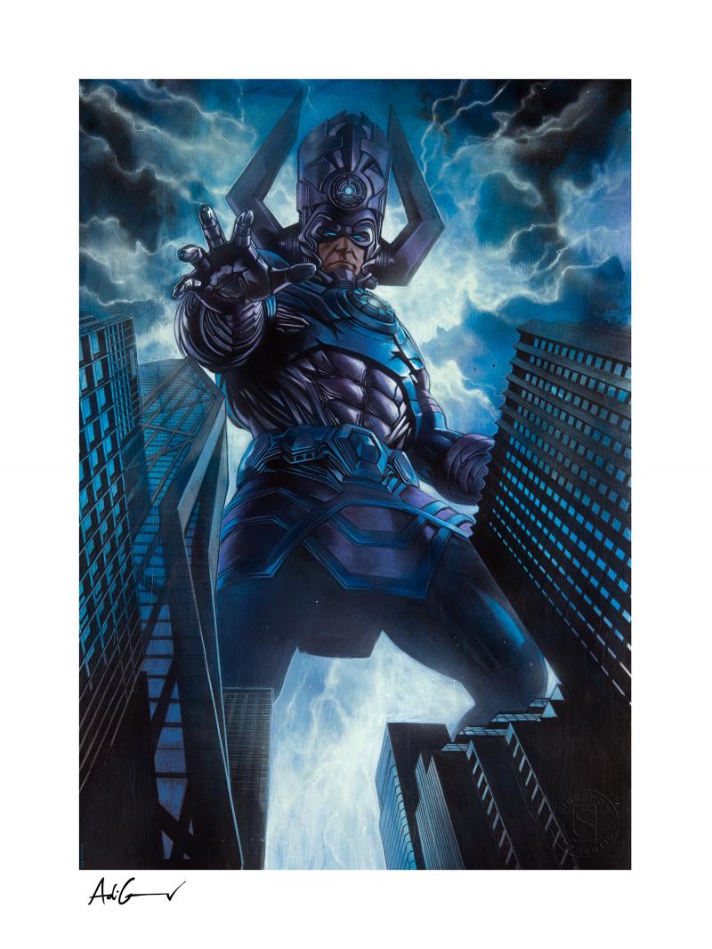 Galactus Art Print -