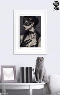 Gallery Image of Catwoman #4 Art Print