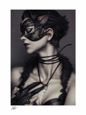 Catwoman #4 Art Print