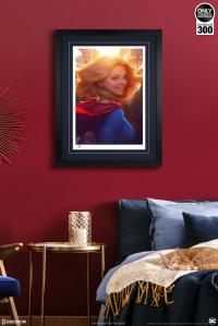 Gallery Image of Supergirl #16 Art Print