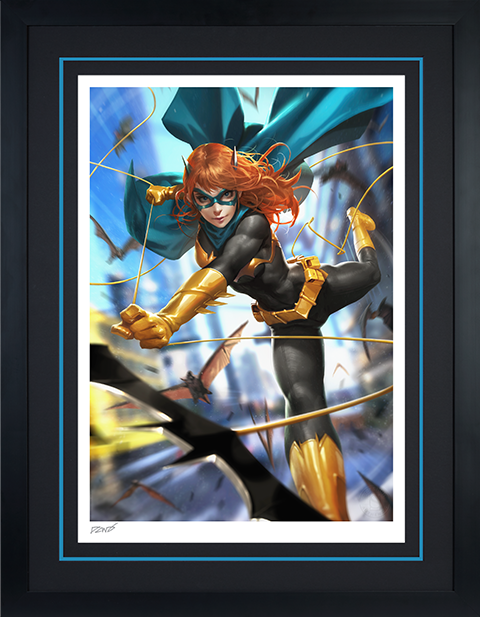 Sideshow Collectibles Batgirl #32 Art Print