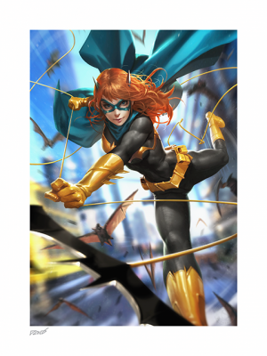 Batgirl #32 Art Print