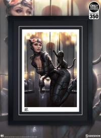 Gallery Image of Catwoman: All Tied Up Art Print