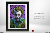 Gallery Image of Why So Serious? Art Print
