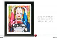 Gallery Image of Daddy's Lil Monster Art Print