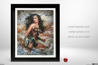 Gallery Image of Wonder Woman: Amazon Warrior Art Print